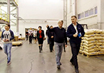 The Mayor and City Councilors of Jászberény Visit Samyang EP Hungary